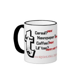 Lil Toe Coffee Mug