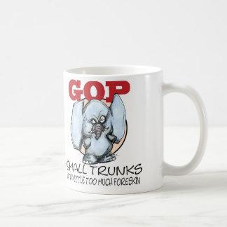 lil trunksbigger coffee mug