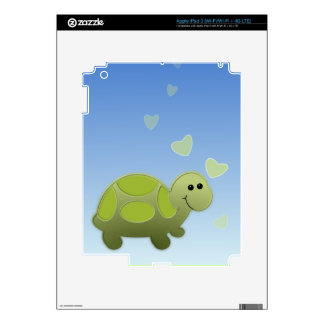 Lil Turtle iPad 3 Decal