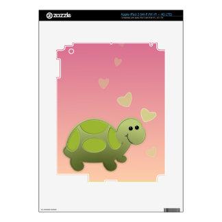 Lil Turtle Skin For iPad 3