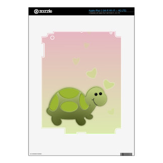 Lil Turtle Skins For iPad 3