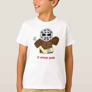 Lil' Vintage Hockey Goalie T-Shirt