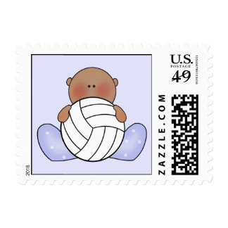 Lil Volleyball Baby Boy - Ethnic Postage