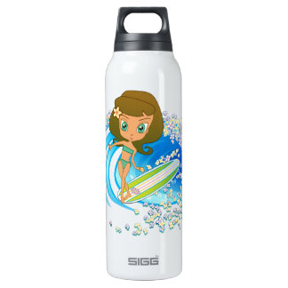 Lil' Wahine SIGG Thermo 0.5L Insulated Bottle