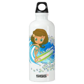 Lil' Wahine SIGG Traveler 0.6L Water Bottle