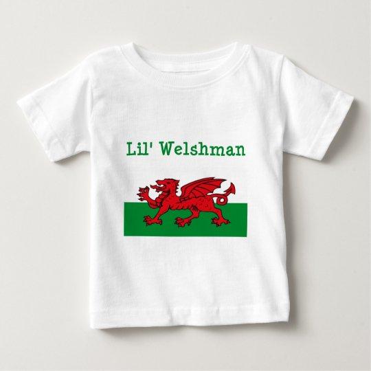 Lil' Welshman T-shirt