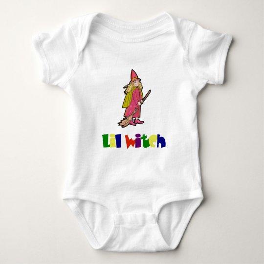 Lil Witch Baby Bodysuit