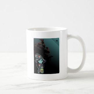 Lil' Witch in Pirate Costume Coffee Mug