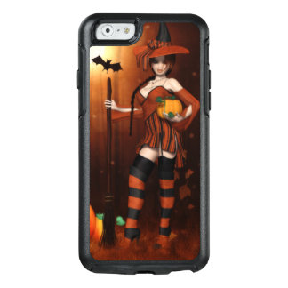 Li'l Witch of All Hallows OtterBox Case