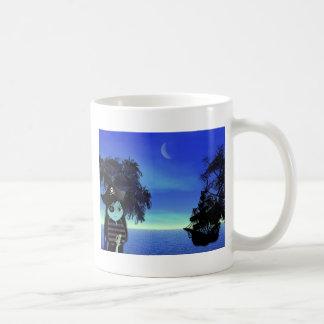 Lil' Witch the Pirate Coffee Mug