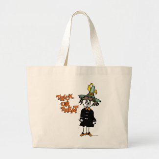 Lil Witch Trick-or-Treat Bags