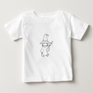 Lil Wizard Baby T-Shirt
