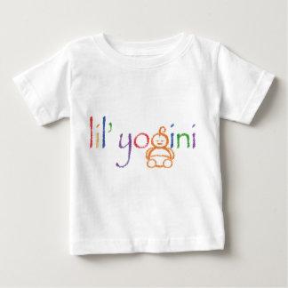 lil' yogini baby shirt
