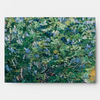 Lila Bush (lilas) por Vincent van Gogh