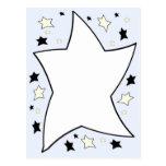 lila de la estrella postales