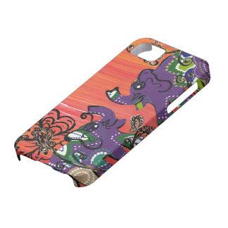 Lila Elefanten iPhone Kasten iPhone SE/5/5s Case