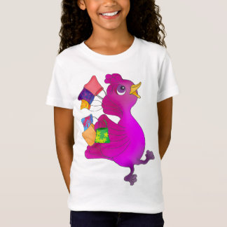 Lila loves Shopping by The Happy Juul Company T-Shirt