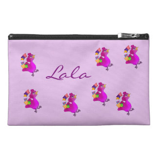 Lila loves Snowboarding by The Happy Juul Company Travel Accessory Bag