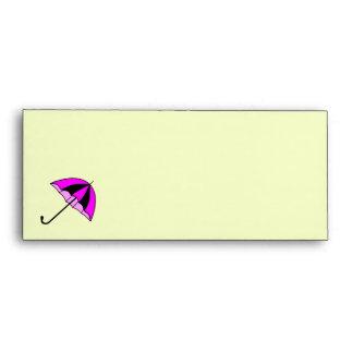Lila,Pink,Kinder Regenschirm# 10 Briefumschlag Envelope