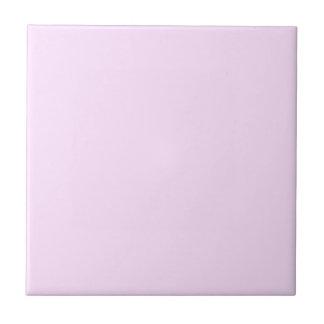 Lila rosada sólida rosa clara de la lavanda del fo azulejos