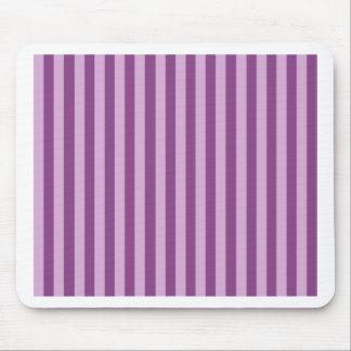 Lila Stripes Mousepads