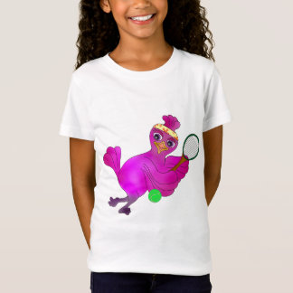 Lila Tennis by The Happy Juul Company T-Shirt
