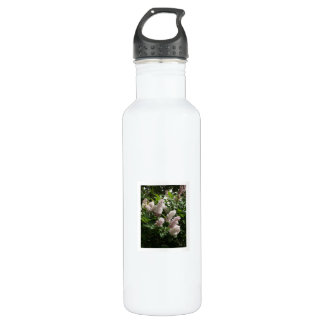 Lilac 01 stainless steel water bottle
