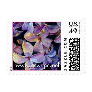 Lilac 1, www.aswope.net, www.aswope.net postage