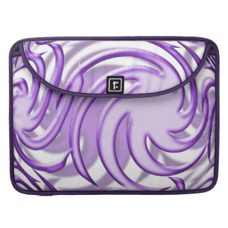 Lilac Ball Sleeves For MacBook Pro