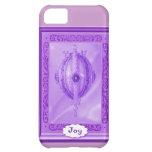 Lilac bauble,  joy cover for iPhone 5C