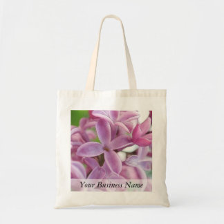 Lilac Bloom In Early Spring Tote Bag