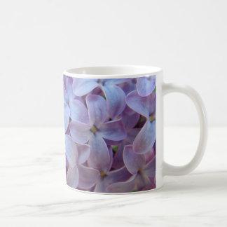 Lilac Blooms Mug