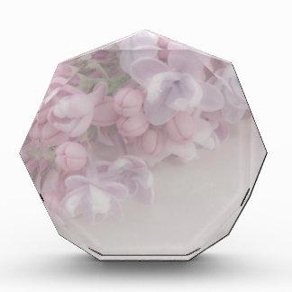Lilac Blossom Acrylic Award