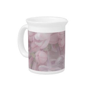Lilac Blossom Beverage Pitcher