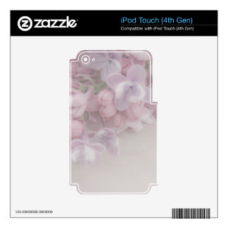 Lilac Blossom iPod Touch 4G Skins
