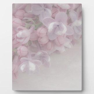 Lilac Blossom Plaque