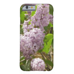 Lilac Bush Beautiful Purple Spring Flowers Barely There iPhone 6 Case