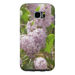 Lilac Bush Beautiful Purple Spring Flowers Samsung Galaxy S6 Case