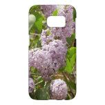 Lilac Bush Beautiful Purple Spring Flowers Samsung Galaxy S7 Case