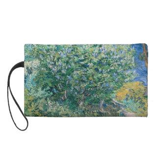 Lilac Bush Lilacs by Vincent Van Gogh Wristlet