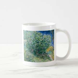 Lilac Bush (Lilacs) by Vincent Van Gogh Coffee Mug