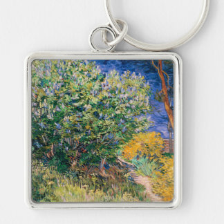Lilac Bush – Lilacs, Vincent Van Gogh Keychains