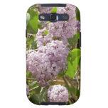 Lilac Bush Samsung Galaxy S3 Case