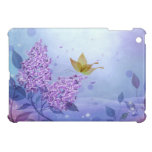 Lilac Butterfly iPad Mini Cover