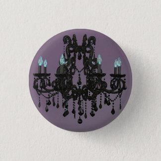 Lilac Chandelier ~ Pinback Button