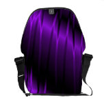 Lilac Claws Courier Bags
