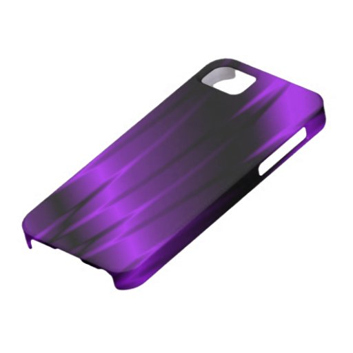Lilac Claws iPhone 5 Cases