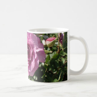 Lilac Colored Rose Coffee Mug