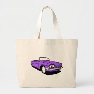 Lilac Consul Capri Jumbo Tote Bag