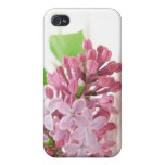 Lilac  covers for iPhone 4